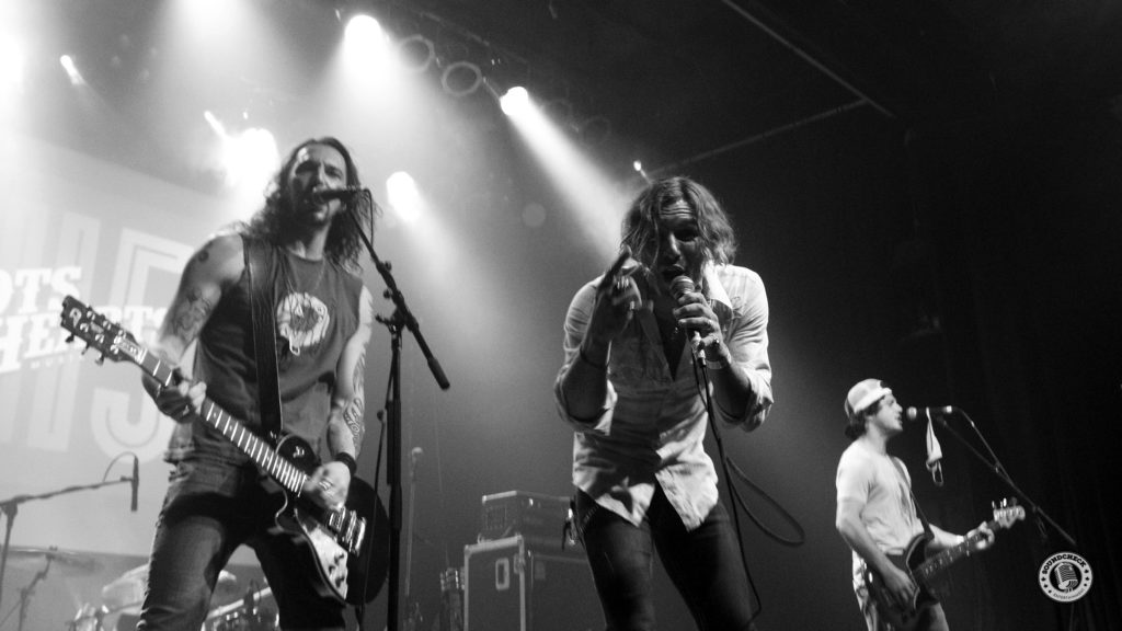 Blackjack Billy perform at the Phoenix for the Boots & Hearts Pre-Game Party. - Photo: Corey Kelly
