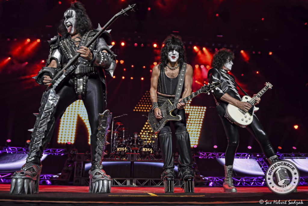 Kiss End Of The Road World Tour To Explode Into Ottawa