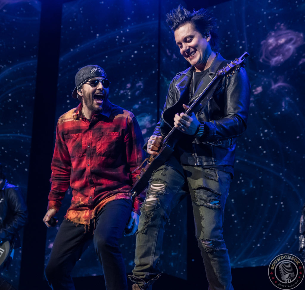 Avenged Sevenfold Bring The Stage World Tour To Ottawa