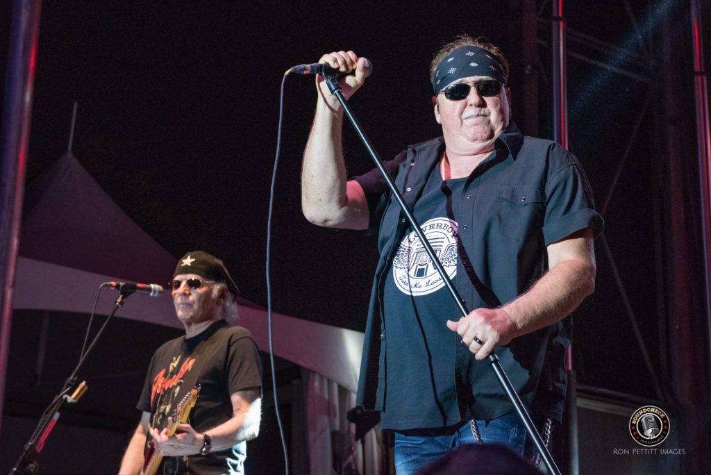 Kemptville Day 2 Record Crowds For Loverboy Sound
